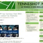 Tennis - Tir à l'arc Eric Bouchard