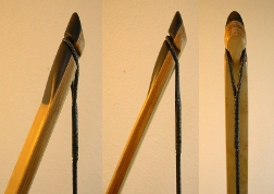 Longbow tete droite