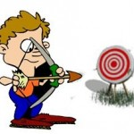 Peut-on tirer une flèche dans une flèche ?