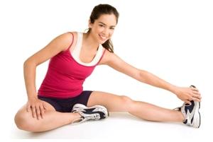 Échauffement - les exercices