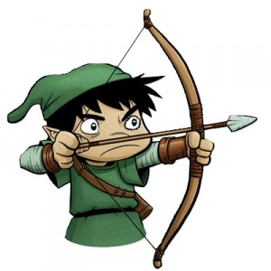 Archers animé